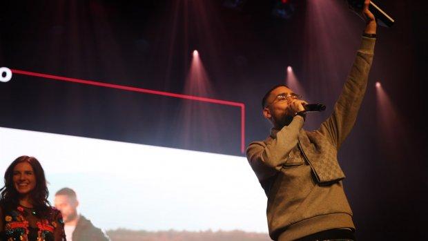 Nederlandse hiphop domineert toplijstje Spotify