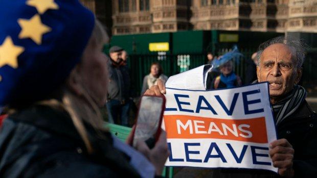 EU maakt zich op voor no deal-brexit met 14 maatregelen