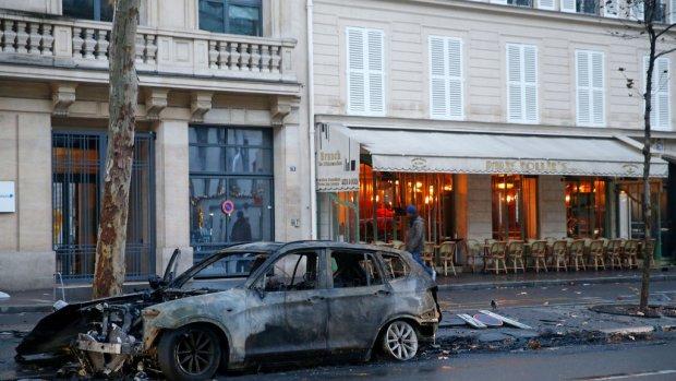 Protest gele hesjes kost Franse economie honderden miljoenen