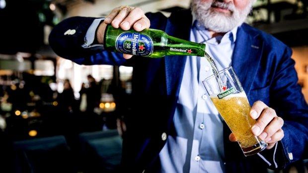 Heineken zet vol in op 0,0 procent bier