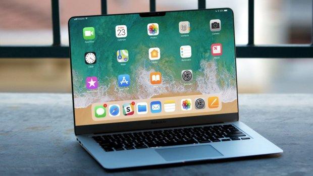Verwacht in 2019: de Apple iBook met touchscreen