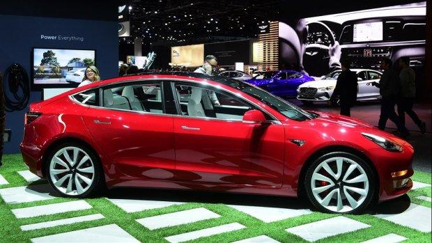 'Budget-Tesla' bijna te krijgen in Nederland voor 58.800 euro