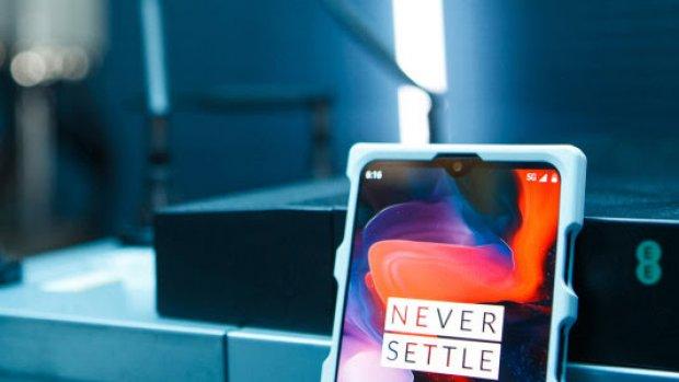 OnePlus kondigt 'eerste 5G-telefoon in Europa' aan