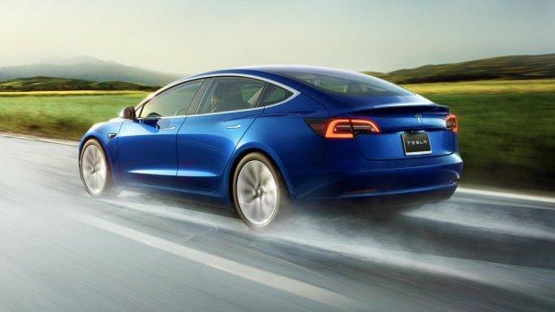 Tesla Model 3 vanaf februari in Nederland geleverd