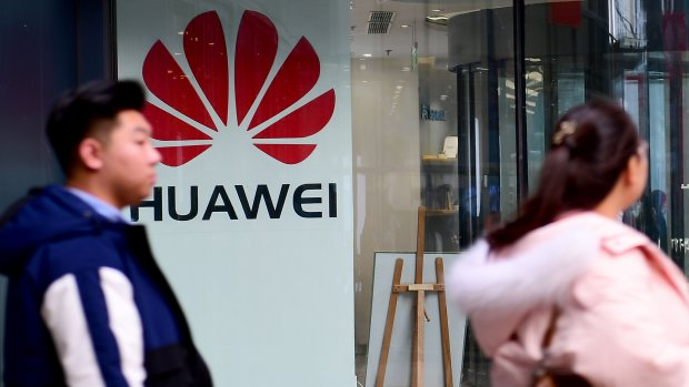 Huawei straft medewerkers na tweet via iPhone