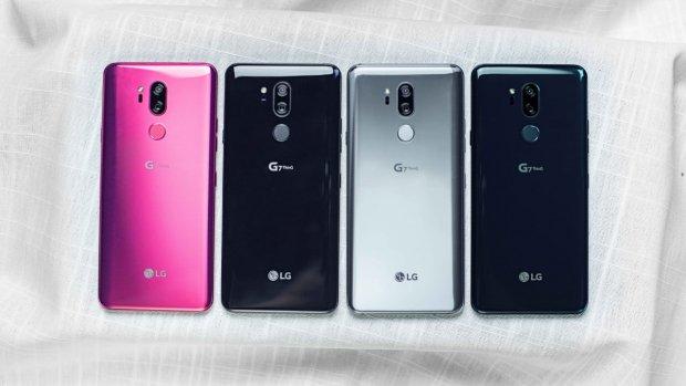 LG heeft oplossing voor onbruikbare G7-telefoons