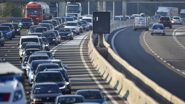 'Dramatisch jaar' op de weg: files met 20 procent toegenomen