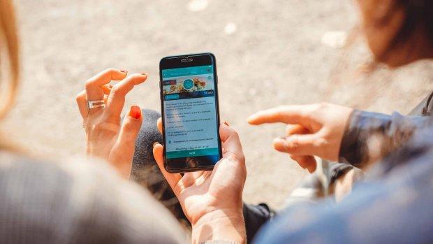 Apps voor een mooiere wereld