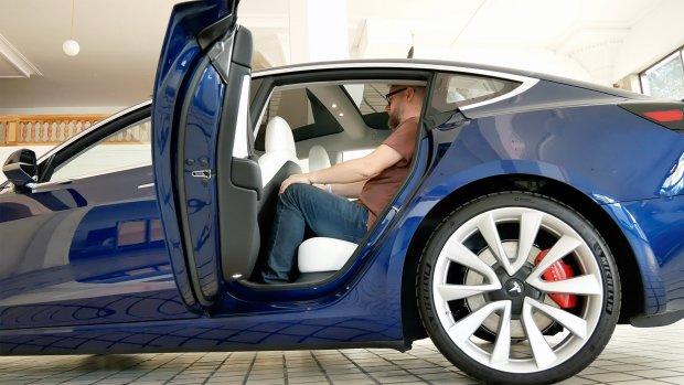 Getest: is de Tesla Model 3 het wachten waard?