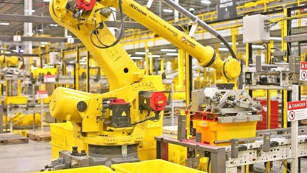 24 Amazon-medewerkers in ziekenhuis door fout robot