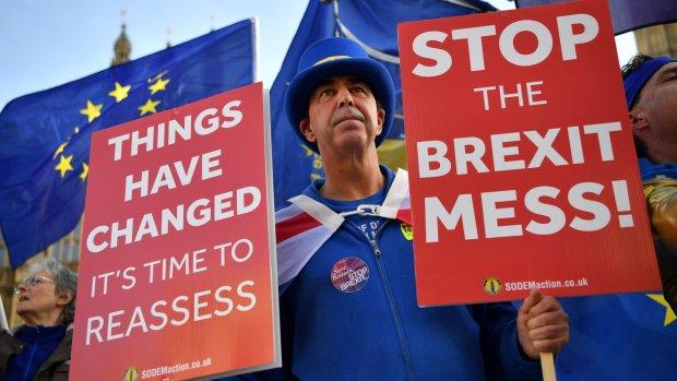 Onderzoek: harde brexit kost elke Nederlander jaarlijks 164 euro