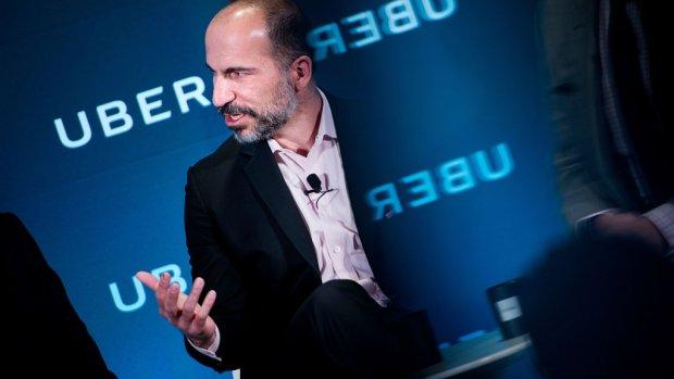 Aandeel Uber tussen 44 en 50 dollar bij beursgang