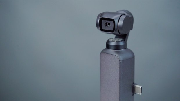 Bright Stuff: DJI Osmo Pocket