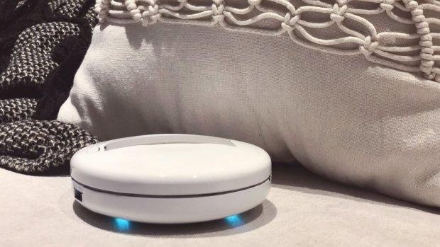 Dit robotje doodt bacteriën in je bed