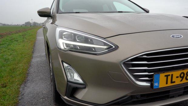 Duurtest Ford Focus: goede gadgetkar