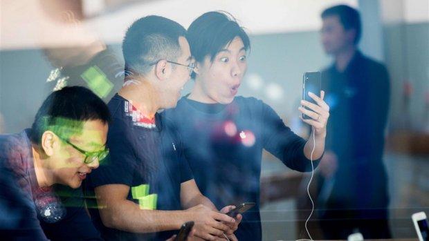 Apple: updates in China vanwege dreigend iPhone-verbod