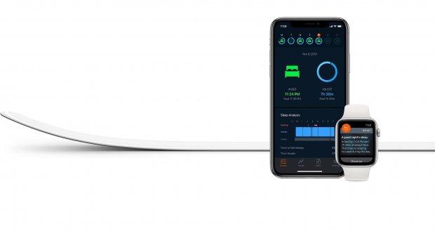 Apple verkoopt nu zijn eerste eigen slaapmonitor