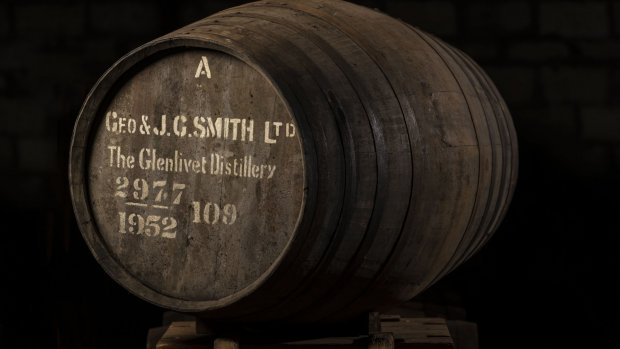 Duurste whiskyvat in Nederlandse handen: 4,5 miljoen