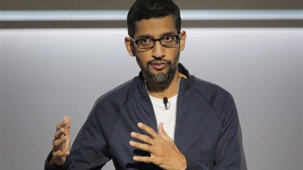 Google-ceo op het matje bij Amerikaans Congres