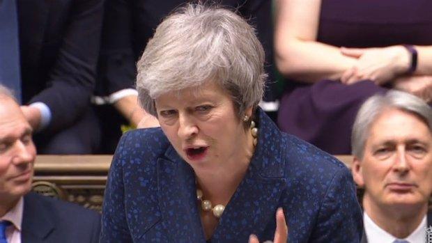 Theresa May mag blijven: partij blijft achter leider staan