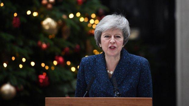 Meerderheid Conservatieve parlementariërs zegt May te steunen
