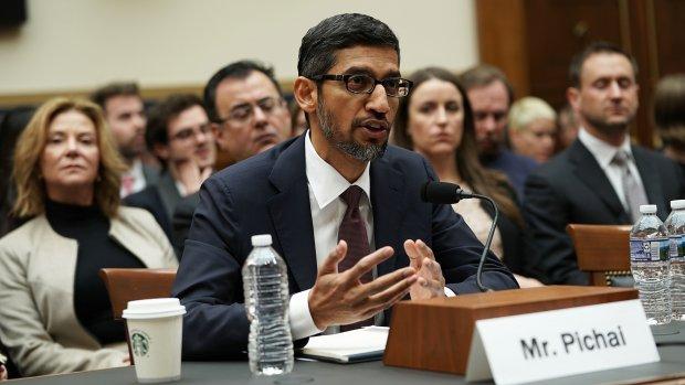 Google-ceo: zoekmachine (nog) niet naar China