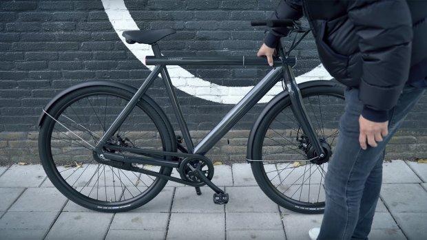 Fietsenwinkels spinnen garen bij e-bikes