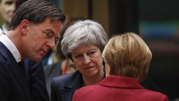 Kan de EU de gehavende May nog helpen?