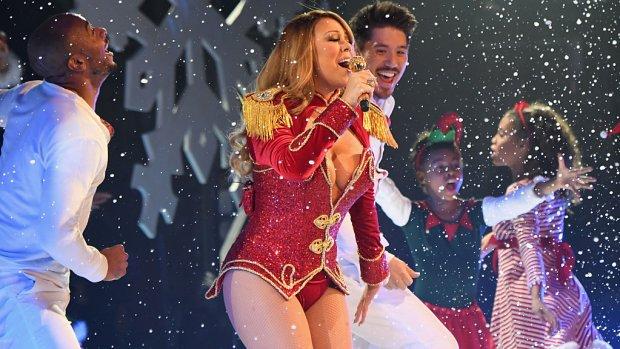 Mariah Carey's kerstcashcow nog lang niet uitgemolken