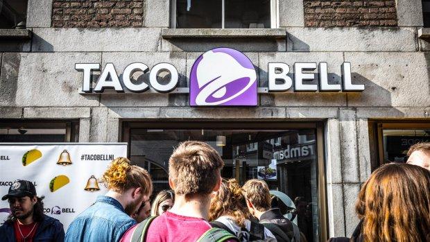 Investeerder foetsie, Nederlandse restaurants Taco Bell failliet