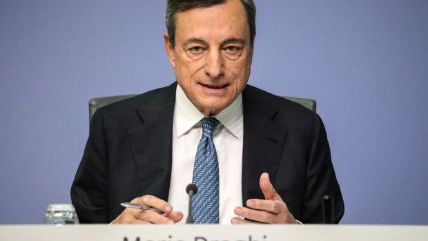ECB stopt met opkopen obligaties, blijft economie stimuleren