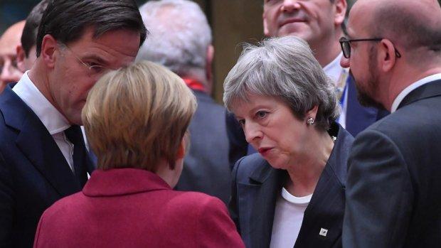Kleine handreiking voor premier May op EU-top
