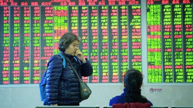 Chinese economie koelt af, beleggers maken zich zorgen