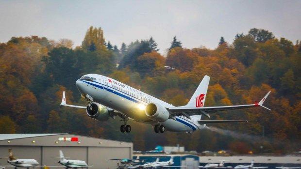 Boeing opent fabriek in China, ondanks handelsoorlog