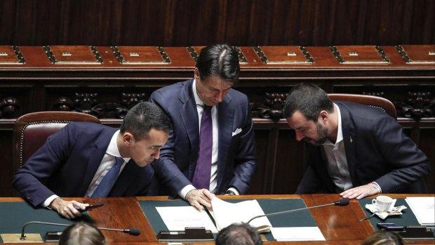 Italië brengt begrotingstekort terug onder druk van EU