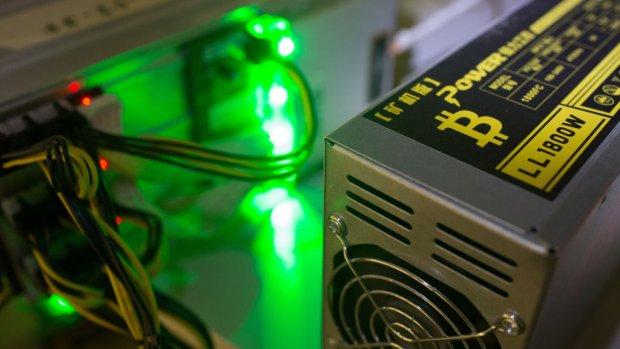 Bitcoin meer dan 3400 dollar waard, grootste stijging in 3 weken