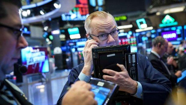 'Huidige verkoopgolf aandelen waarschijnlijk eerste van een se...