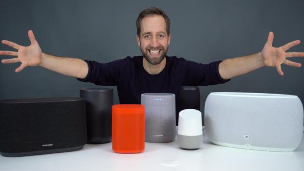 Zeven slimme speakers met Google Assistent getest
