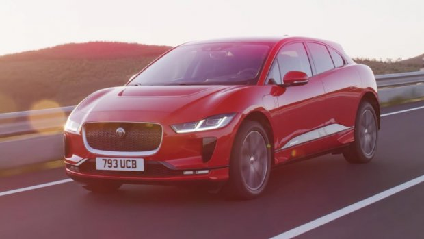 Jaguar erkent softwarefout in elektrische I-Pace