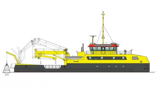 Fiasco: schepen van 26 miljoen kunnen niet overal varen