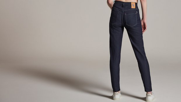 Designprijs: spijkerbroek die voor helft uit oude jeans bestaat