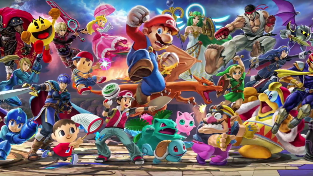 Nintendo verwijdert 'ongepaste' levels uit Super Smash Bros.