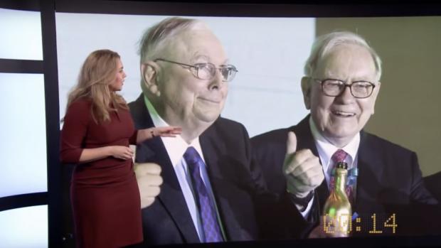 Volg Warren Buffet