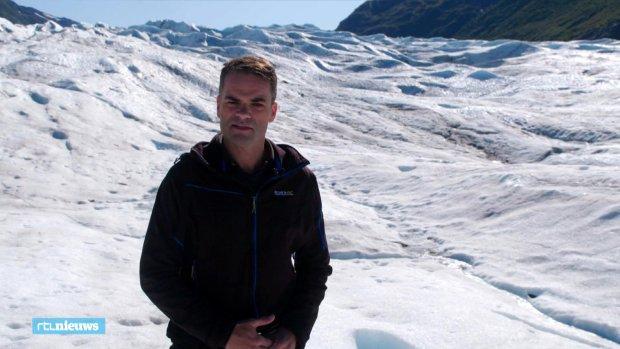 Gletsjers in Alaska smelten in hoog tempo
