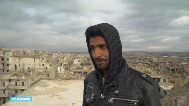 Soldaat in het leger van Assad: 'Ik heb mijn familie al acht jaar niet gezien'