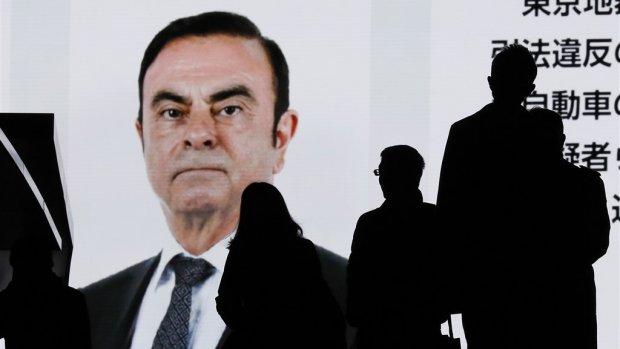 Gevallen Nissan-topman Ghosn opnieuw gearresteerd