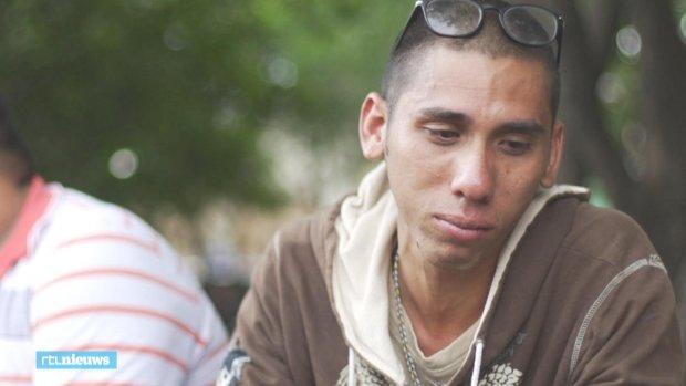 Hongersnood in Venezuela: Angel (23) viel 30 kilo af door voedseltekort