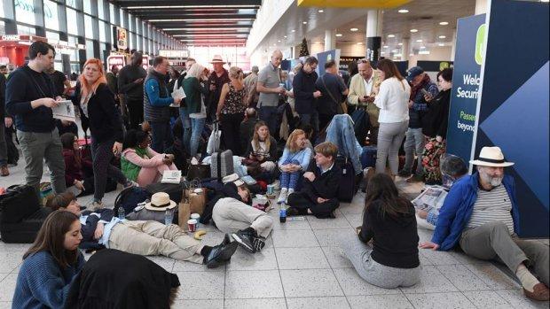 Drone die vliegveld Gatwick platlegde gevonden