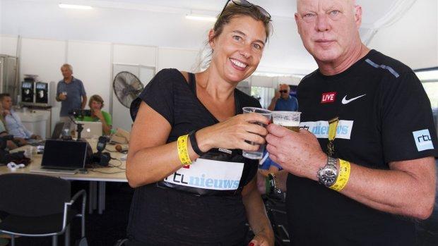 Frits Wester liep voor het eerst de Vierdaagse