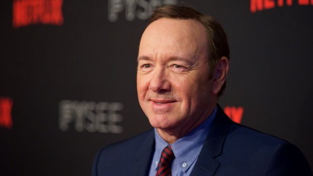 Netflix weigert reactie op video Kevin Spacey